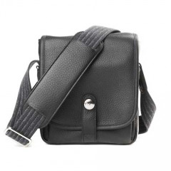 Oberwerth George Leather Black