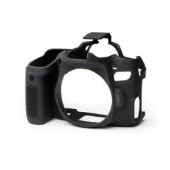 easyCover for Canon EOS 77D Black Camera Case