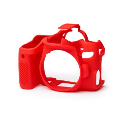 easyCover for Canon EOS 77D Red Camera case