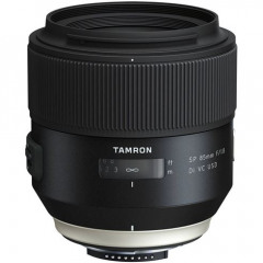 Tamron SP 85MM F1.8 AF DI VC USD MACRO NEW LOOK CANON