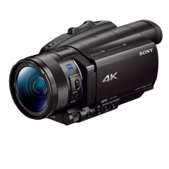 Sony FDR-AX700 Black 4K video