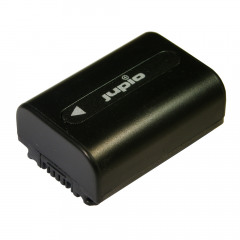 Jupio Sony NP-FV50 (met info chip)