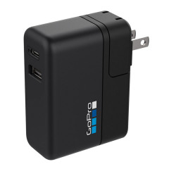 GoPro Supercharger (Dual Port Fast Charger HERO/5/6/7)