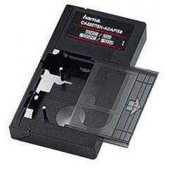 Hama  Cassette-Adapter Vhs-C/Vhs Manueel (Bestaat niet meer)