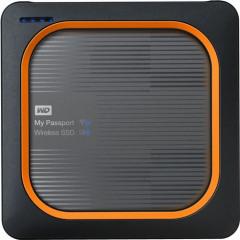 Western Digital My Passport Wireless SSD with SD Reader 500GB