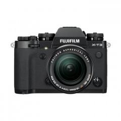 Fujifilm X-T3 zwart + 18-55mm