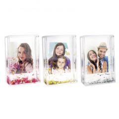 ZEP Insta Frame Glitter Display 4.6x6.2cm