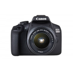 Canon EOS 2000D EF-S 18-55 IS II Kit