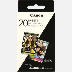 Canon ZINK Fotopapier 20 sheets