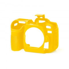 easyCover Body Cover for Nikon D7500 Yellow
