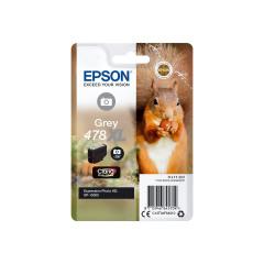 Epson Singlepack Grey 478XL