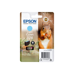 Epson Singlepack Light Cyan 378