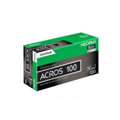 Fuji ACROS 100 120/5 NEOPAN Zw/w