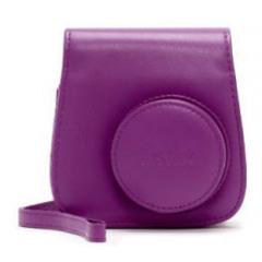 Fujifilm Instax Mini 9 Case Clear Purple