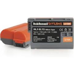 Hähnel HLX-EL15 Extreme oplaadbare batterij (EN-EL15)