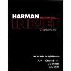HARMAN GLOSS BARYTA Professional Inkjet Paper A3+ - 329x483mm 30 sheets