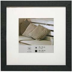 Henzo Driftwood 20x20 Frame   Dark Grey 80.738.18