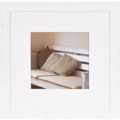 Henzo Driftwood 20x20 Frame   White 80.738.02