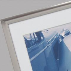 Henzo Portofino 80.170.15 50x70cm Zilver
