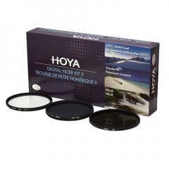 Hoya 72.0MM,DIGITAL FILTER KIT II