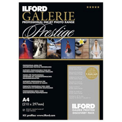 Ilford Galerie Prestige Discovery Pack QUICK COLOR MATCH - A4 - 210mm x 297mm - 30 sheets
