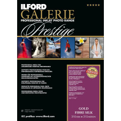 Ilford Galerie Prestige Gold Fibre Silk 310gsm - 5x7