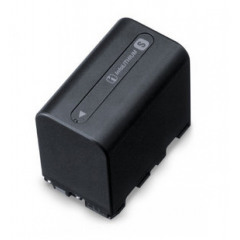 Jupio Sony NP-FH70  (met info chip)
