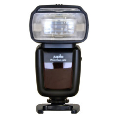 Jupio PowerFlash 400 for canon/nikon/sony/olymp/fuji/pentax