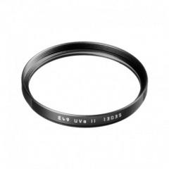 Leica 13035 Filter UVa II E49 black