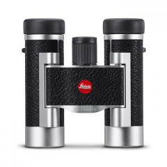 Leica 40606 ULTRAVID 8x20 leathered silver