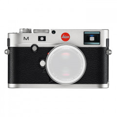 Leica 10771 M (Typ 240) Silver Chrome Finish