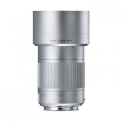 Leica 11087 APO-MACRO-ELMARIT-TL 60mm f/2.8 ASPH silver anodized finish