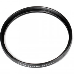 Leica 13044 Filter UVa II Series VII black
