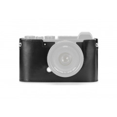 Leica 19524 Protector-CL leather black