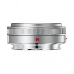 Leica 11089 ELMARIT-TL 18mm  f/2.8 ASPH silver anodized finish