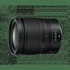 Nikon Z 24-70mm f4 S voor Z-series