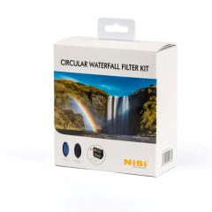 NiSi Circular Waterfall Filter Kit 82mm