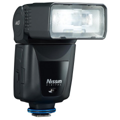 Nissin MG80 Pro reportageflitser voor Nikon