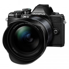 Olympus E-M10III + 12-200mm Kit blk/blk