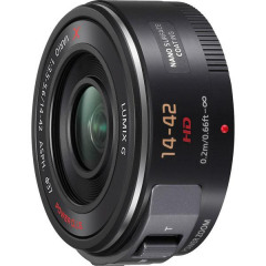 Panasonic 14-42mm f3,5-5,6 PZ black