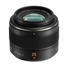 Panasonic 25mm f1,4 Leica DG Summilux