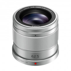 Panasonic 42,5mm f1,7 Lumix G Power OIS Silver