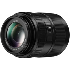 Panasonic 45-200mm f4-5,6 Lumix G Vario Power OIS black