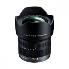 Panasonic 7-14mm f4 Ultra Angle