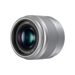 Panasonic 25mm f1,7 G Asph Silver