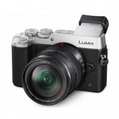 Panasonic Lumix GX8 zilver + 12-35mm 2.8