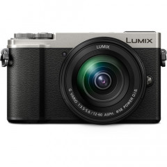 Panasonic Lumix GX9 + 12-60mm zilver