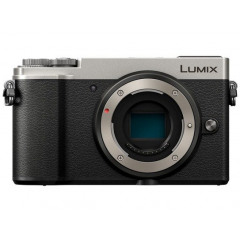 Panasonic Lumix GX9 body zilver