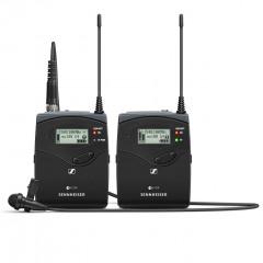 Sennheiser ew 112P G4-A BE/NL draagbare draadloze microfoonset