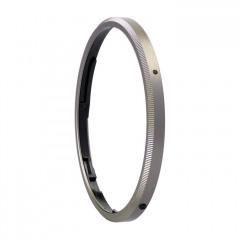 Ricoh GN-1 metalen donkergrijze lensring voor Ricoh GR III